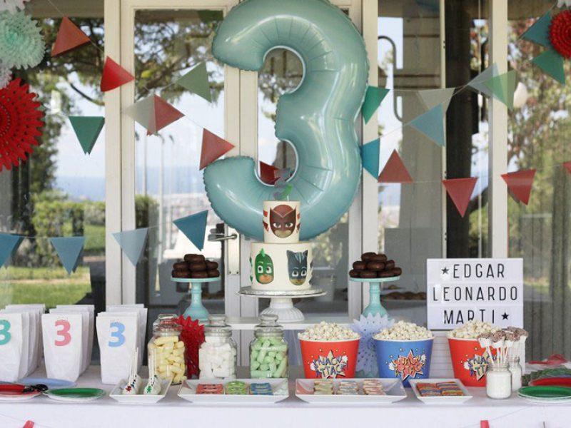 mesa fiesta tematica