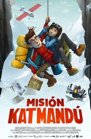 Mision Katmandu pelicula infantil de animacion