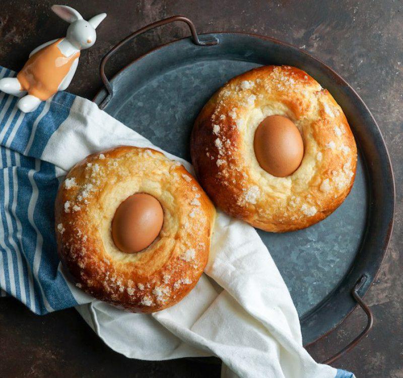 Mona de Pascua receta