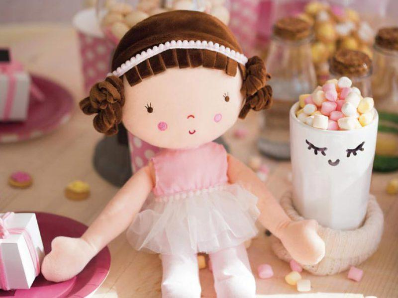 muñecas la niña