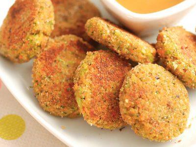 nuggets de verduras