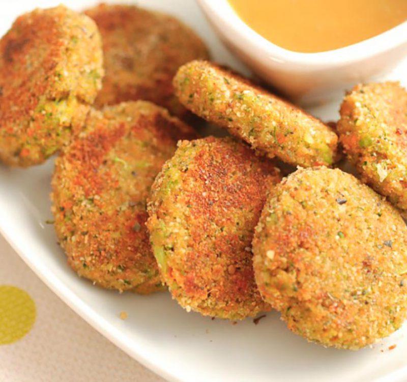 Nuggets Que Son: Nuggets De Verduras