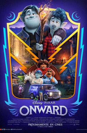 onward pelicula estreno