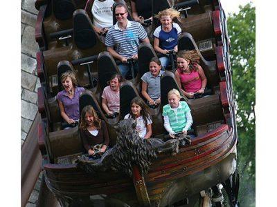 Efteling, parque temático en Holanda