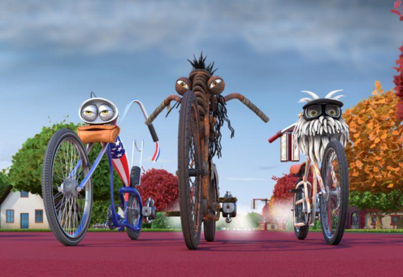 pelicula infantil Bikes Premios Goya