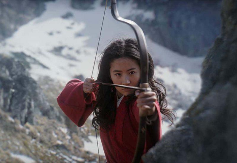 pelicula Mulan cine 2020