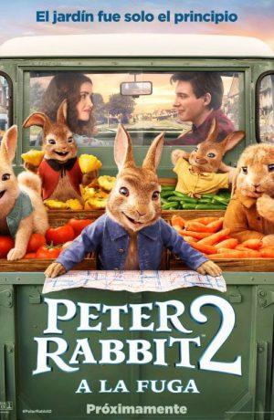 Peter Rabbit 2 a la fuga pelicula