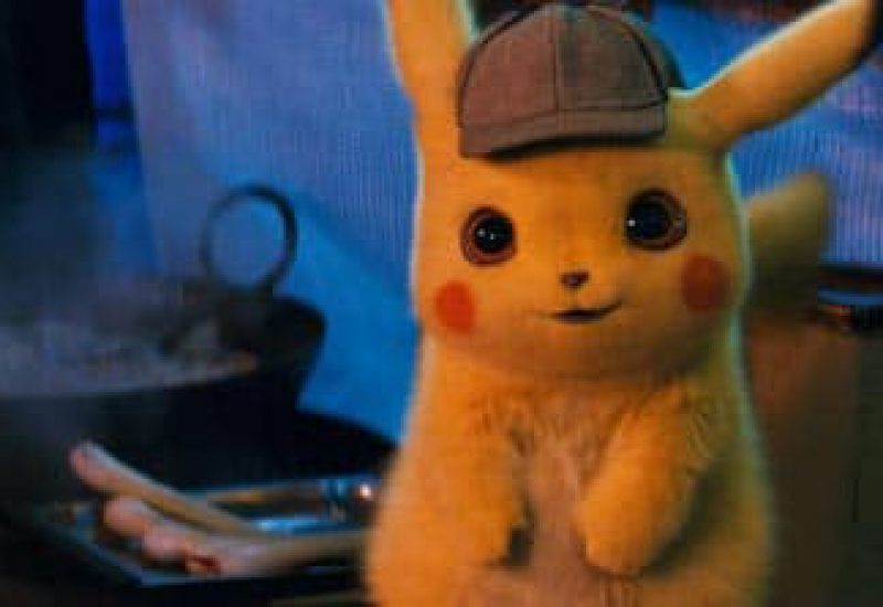 Pokemon detective pikachu pelicula