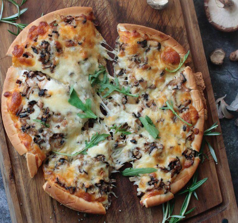 Cómo Hacer La Mejor Pizza Casera Del Mundo Pequeocio