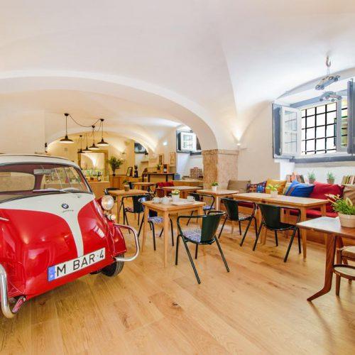 restaurante para niños en Lisboa hoteles familiares