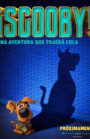 scooby pelicula 2020 español