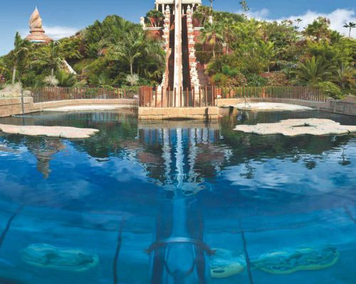 Siam Park parque acuatico Tenerife