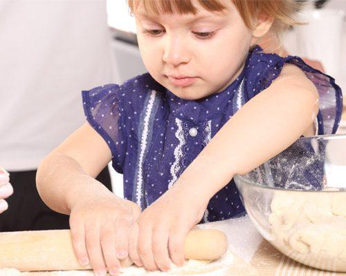 Talleres infantiles de cocina en Barcelona