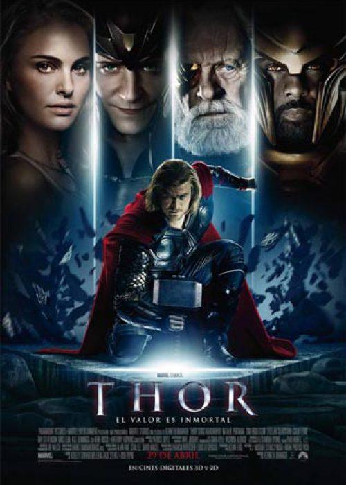 Thor pelicula Marvel