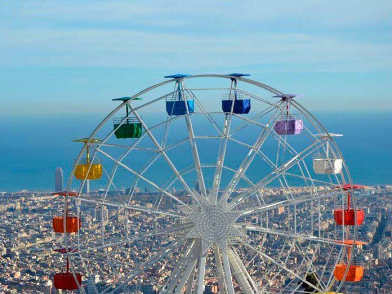 Tibidabo Barcelona entradas