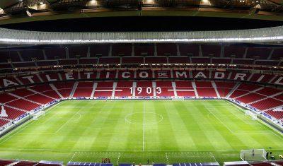 Tour Wanda metropolitano atlético de madrid