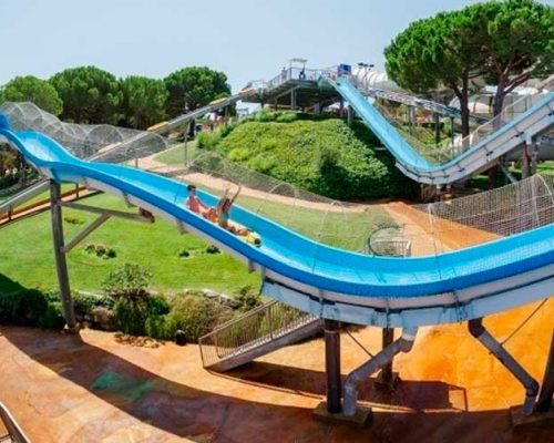 Water World Lloret de Mar