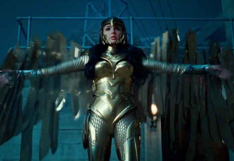 Wonder Woman 1984 pelicula
